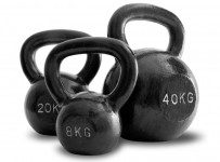 cast iron kettle bells