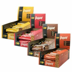 CNP Protein Flapjack Bars for sale