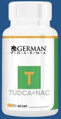 German Pharma Tudca and Nac