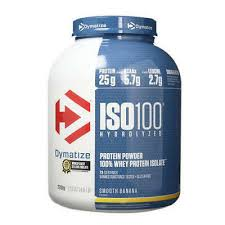 Budget Dymatize Iso 100 Whey Protein Isolate