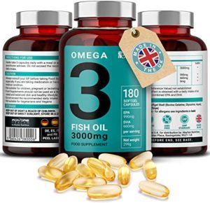 Cheapest Omega 3 Capsules
