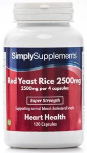 Cheapest Red Yeast Rice Supplements UK