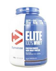 Dymatize Elite 100% Whey Protein Chocolate