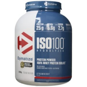 Dymatize Iso 100 Whey Protein Isolate Best Deals