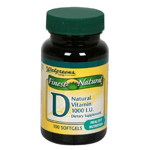 Cheap Vitamin D3