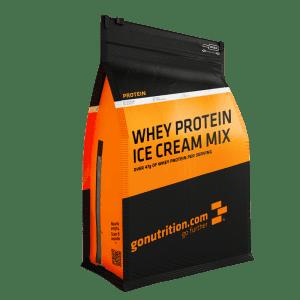 Cheap whey protein ice cream mix deals