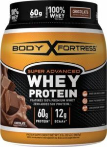 Chocolate Flavour Whey Protein UK