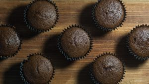 Muffin Mix high Protein
