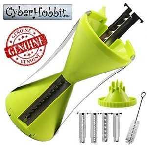 cyberhobbit vegetable spiralizer