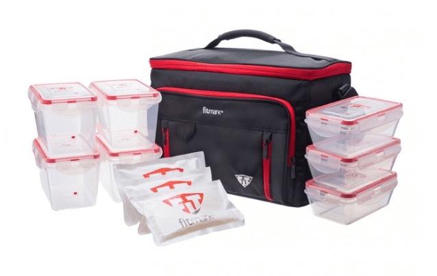 Fitmark Meal Prep Bag