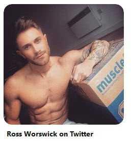 Ross Worswick Muscle Food