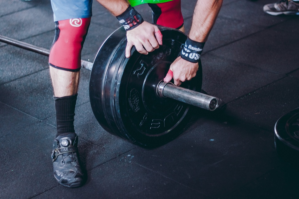 Whey protein and weight training
