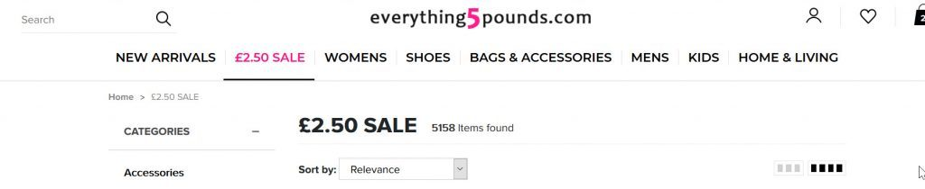 Everrything 5 pounds 250 sale