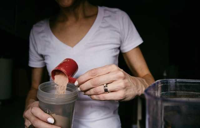 Soya Protein Shake Powder