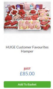Huge Customer Favourites Hamper by Muscle Food