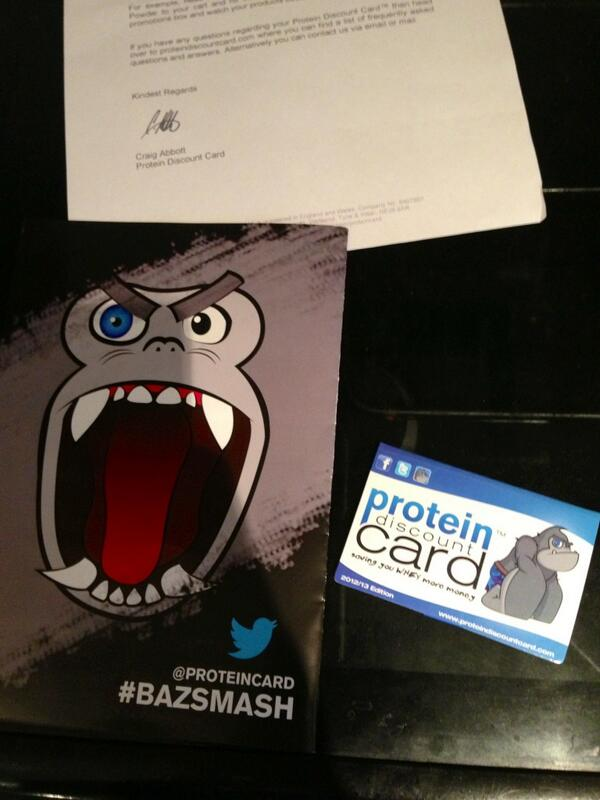 The Protein Discount Card