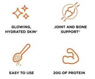 Bulletproof Collagen Benefits
