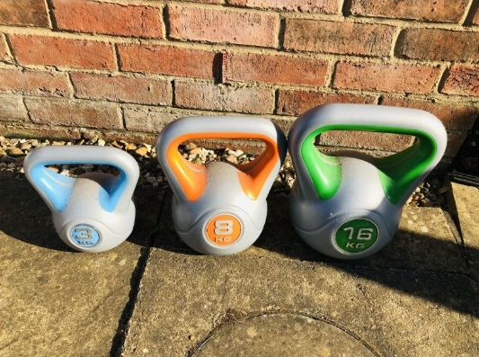 York Fitness Kettle Bells