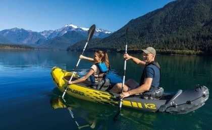 Intex K2 Kayak