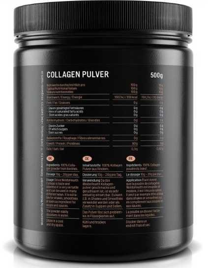 Woldohealth Collagen Powder