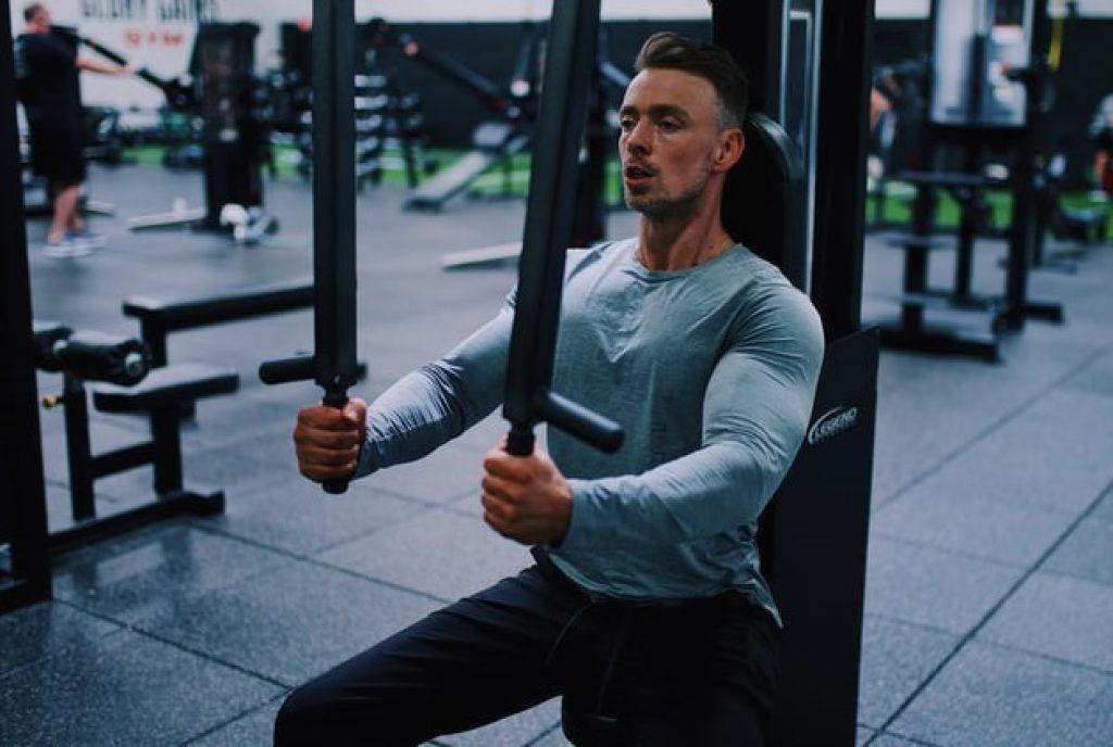 Heavy weight Multi Gym