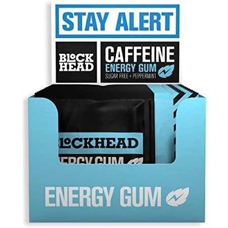 Block Head Energy Gum Review UK