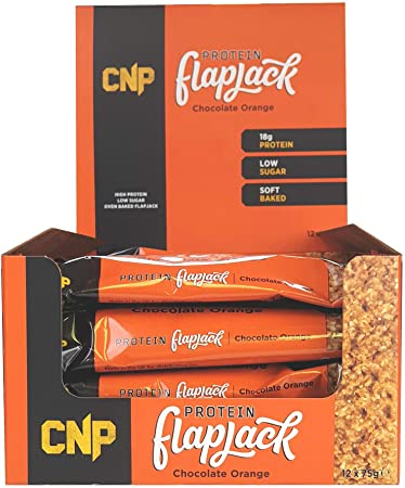 CNP Protein Flapjack Bars Best Price