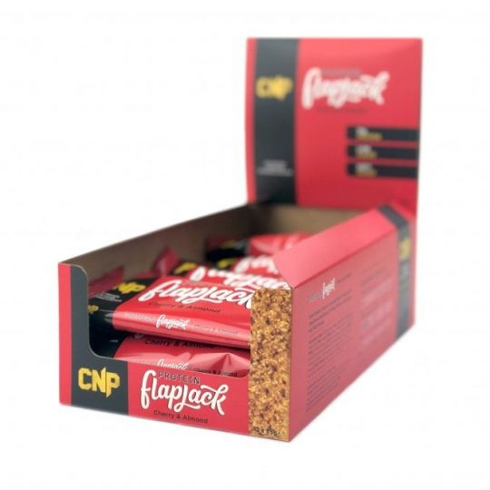 CNP Protein Flapjack Bars Review UK