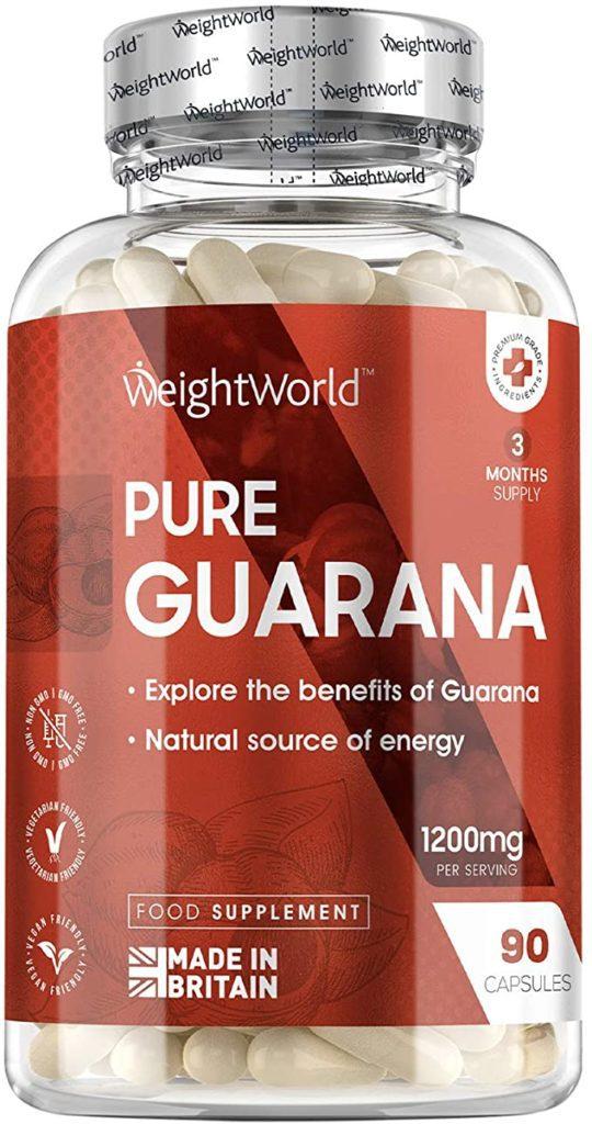 Guarana Extract Supplements UK