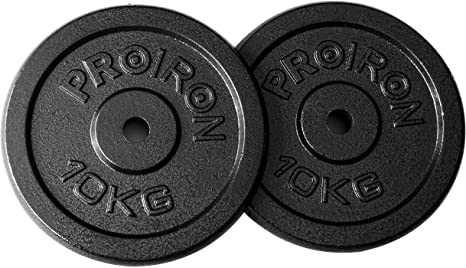 Proiron Weights Iron Plates UK