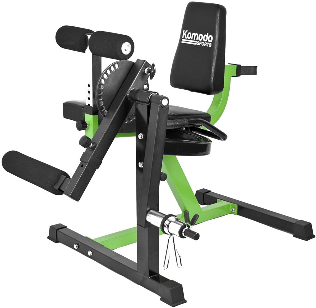Best Leg Extension Machine UK