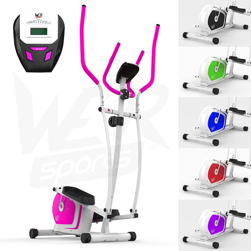 We R Sports Deluxe 2-In-1 Cross Trainer UK