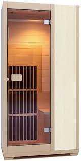Vitality low EMF Sauna UK