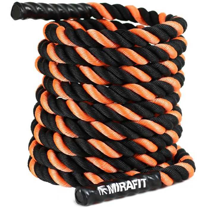 Mirafit 9M Battle Rope & Anchor Set Review