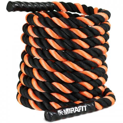 Mirafit Battle Rope Review
