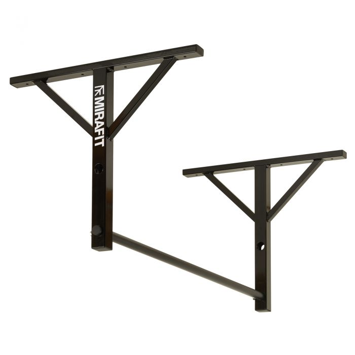 Mirafit Ceiling & Wall Stud Mounted Pull Up Bar Review