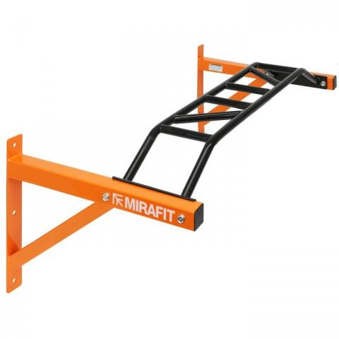 Mirafit Multi Grip Wall Mounted Pull Up Bar For Sale