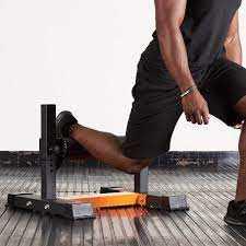 Mirafit Single Leg Split Squat Stand UK