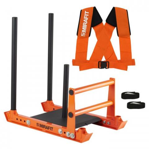 Mirafit Weight Sled Review