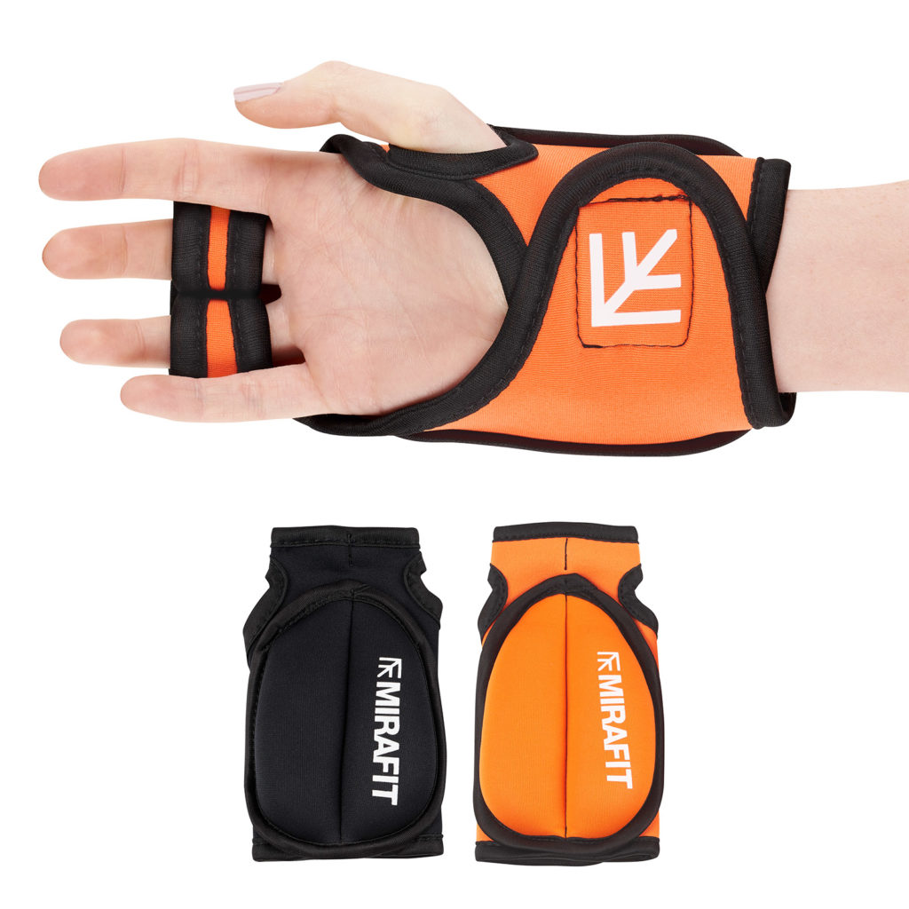 Mirafit Weighted Exercise Gloves In Stock