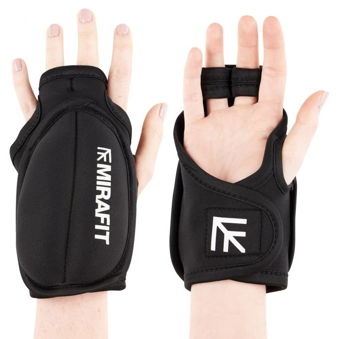 Mirafit Weighted Exercise Gloves Review UK