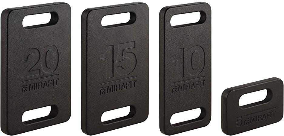 Mirafit Cast Iron Ruck Plates