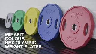 Mirafit Colour Hex Olympic