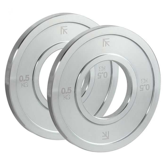 Mirafit Extra Thin Steel Olympic Plates