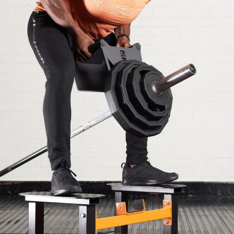 Mirafit Hex Olympic Weight Plates