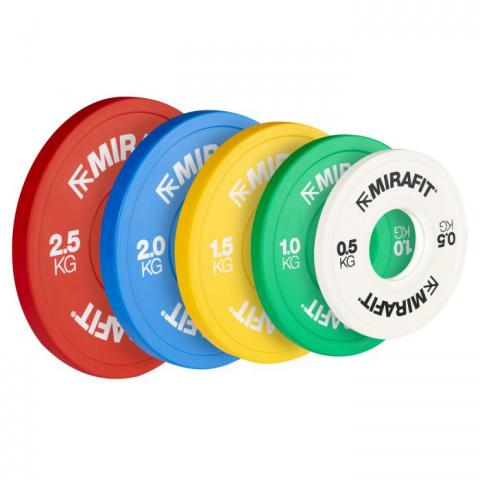 Mirafit Olympic Change Plates Review