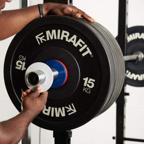 Mirafit Olympic Fractional Weights