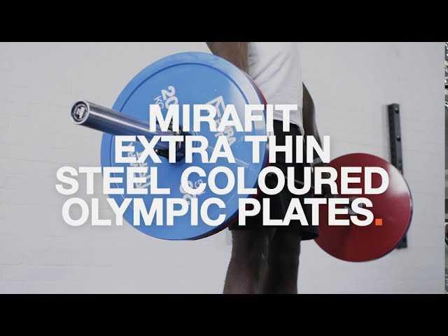 Mirafit extra thin plates reviews UK