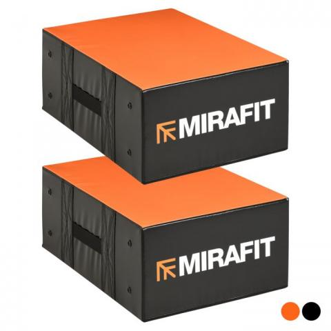 Mirafit Extra Thick Weightlifting Drop Pads Total Review