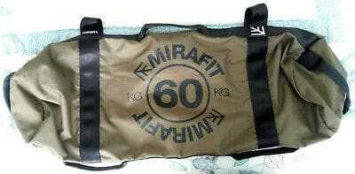 Mirafit Multi Grip Workout Sandbags